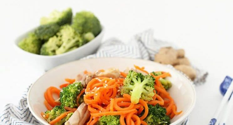 37 Veggie-Based Spiralizer Recipes | Sweet Potatoes ...