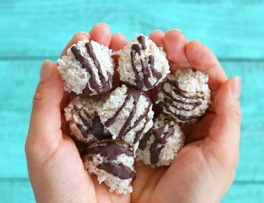 Coconut Oil Fat Bombs