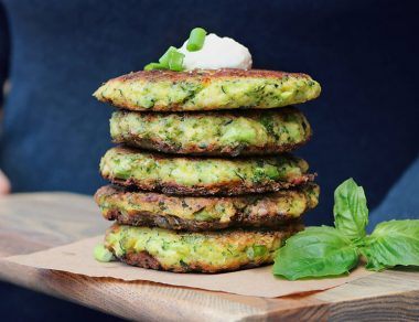 Crispy & Easy Zucchini Fritters