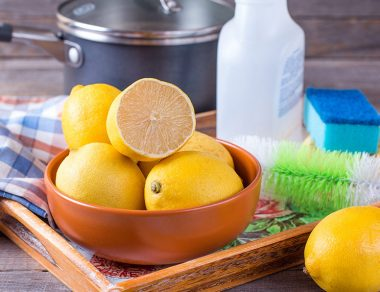 9 Natural DIY Cleaning Products Every Home Needs