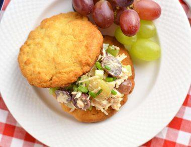 Easy Creamy Chicken Salad Recipe