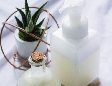 Natural DIY Foaming Hand Soap