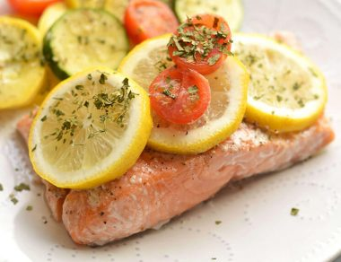 The Best (and Easiest) Baked Salmon Recipe Ever