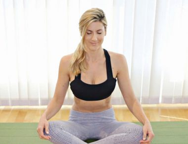 5 restorative yoga poses to balance your hormones  paleohacks