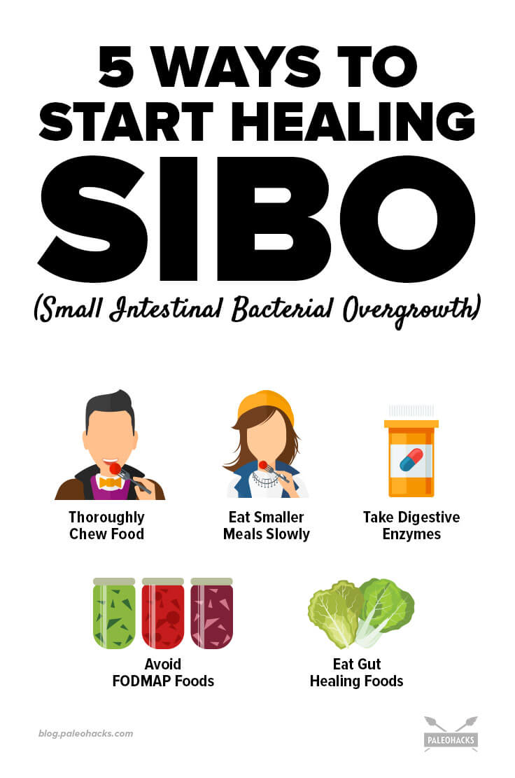 9 Symptoms Of Sibo Gut Bacteria Problem Amp 5 Ways To Heal It