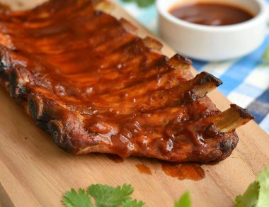 Easy, Melt In Your Mouth Oven-Baked Ribs