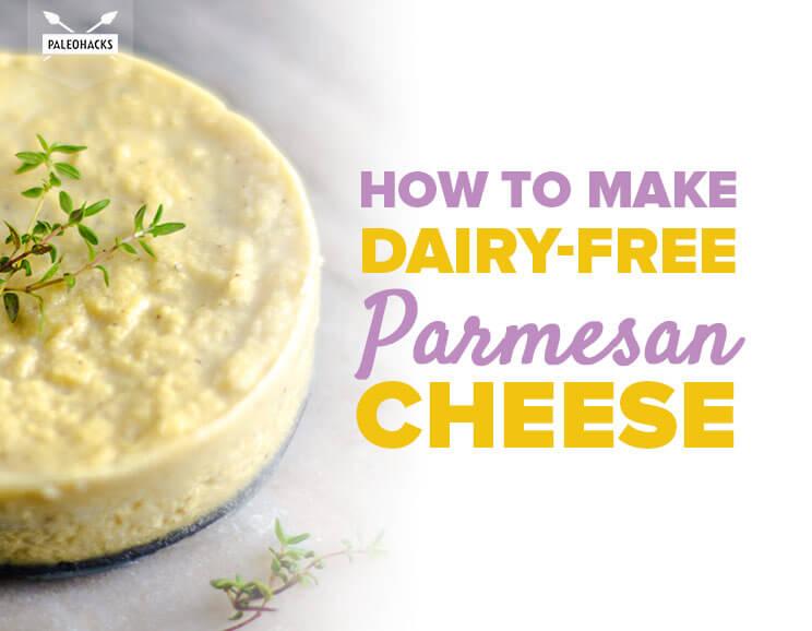 dairy free parmesan cheese