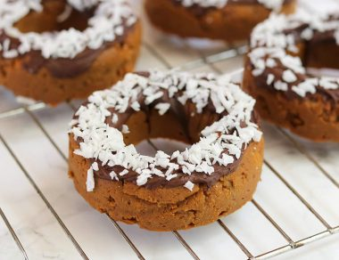 No-Bake Superfood Sweet Potato Donut