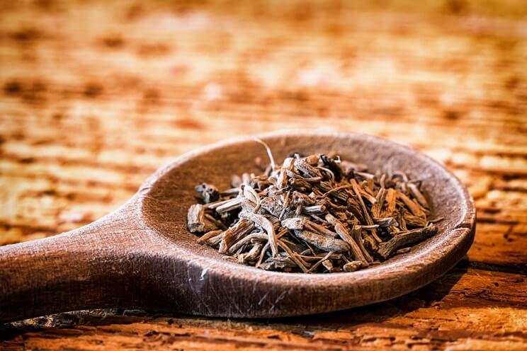 how to make valerian root tea