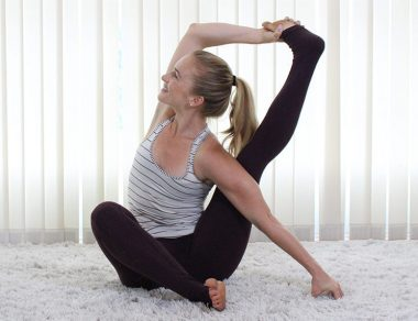 10 Easy and Gentle Yoga Modifications Anyone Can Do