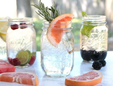 7 Delicious Ways to Drink Detox Water