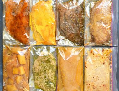 8 Freeze-Friendly Chicken Marinades