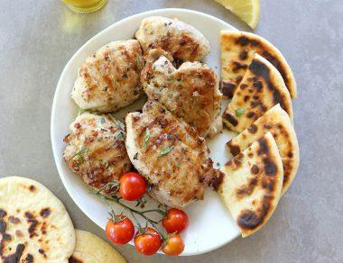 Easy Tahini-Marinated Chicken