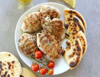 Easy Tahini-Marinated Chicken