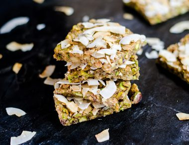 Paleo Baklava Recipe with Coconut Flour