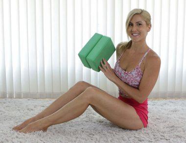 6 restorative yoga poses for adrenal fatigue  paleohacks blog