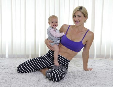 Gentle Postpartum Workout for Strong, Toned Abs