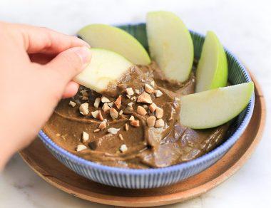 Raw Chocomole Recipe (Avocado + Chocolate)
