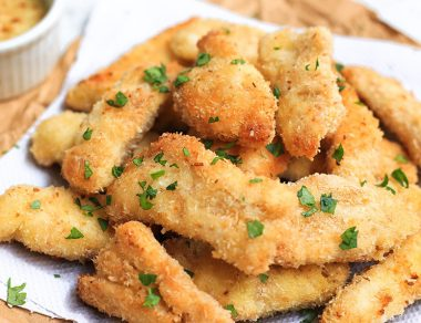 Spicy Pineapple Chicken Tenders Recipe