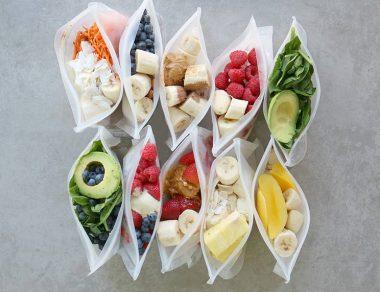 10 Freeze-Friendly Breakfast Smoothies