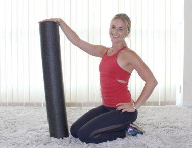 10 Minute Foam Roller Fix for Back Pain