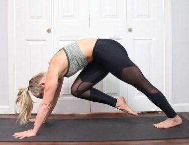 10 Yoga Poses to Soothe Sore Feet