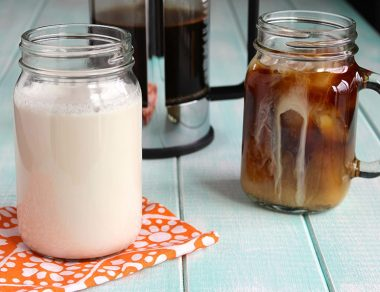 18 DIY Coffee Creamers (Dairy Free, Paleo)