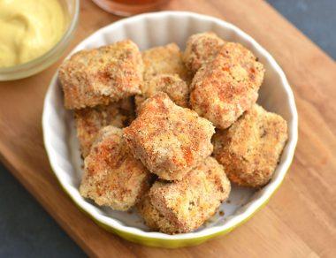 3-Ingredient Sweet Potato Tater Tots (Baked)