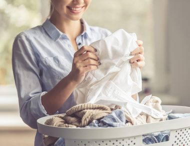 5 Reasons to Ditch Toxic Dryer Sheets & Homemade Ideas To Use Instead
