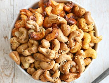 6 Easy On-The-Go Snack Ideas for Cashew Lovers