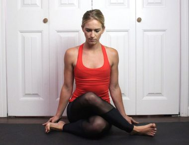 6 Yin Yoga Poses to Release Joint Pain