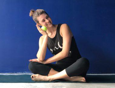 9 Tennis Ball Hacks to Relieve Sore Muscles