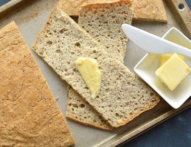 Ciabatta Bread Recipe (Gluten Free, Grain Free)
