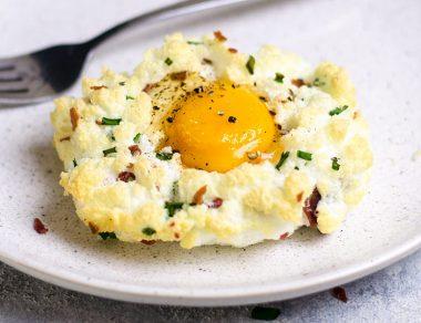 Easy Eggs in Clouds Recipe
