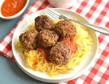 How to Make Paleo Pumpkin Meatballs