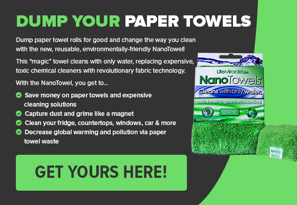 Nano Towel CTA Ad