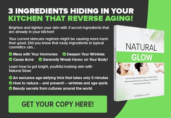 Natural Glow CTA Ad