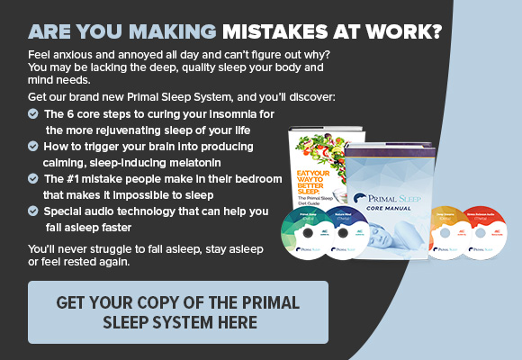 Primal Sleep CTA Ad