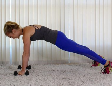 This Simple Workout Uses Light Weights to Boost Your Metabolism