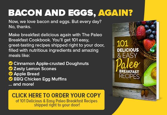 Paleo Breakfast CTA Ad