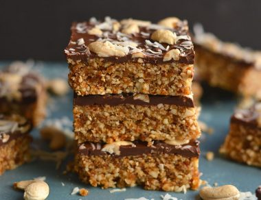 Cashew King Bars