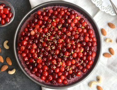 Cranberry Recipes: 30 Decadent Desserts, Dinners, and Side Dishes