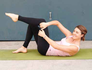 Crunchless Core: 10 Minute Bodyweight Workout for Toned Abs