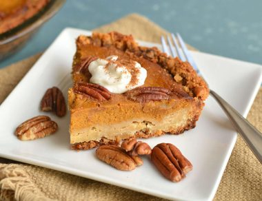 Sweet Potato Pecan Pie Recipe