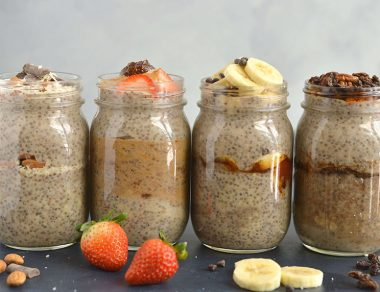 4 Ways to Make Kid-Friendly Overnight Oats