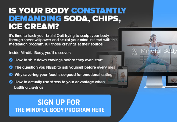 Mindful Body Program Blog CTA Ad