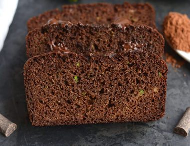 Paleo Chocolate Loaf