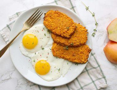 Sweet Potato Hash Browns
