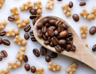 3-Ingredient Latte Gummy Bears Recipe