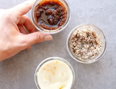 3 DIY Face and Body Scrubs for Dry and Oily Skin